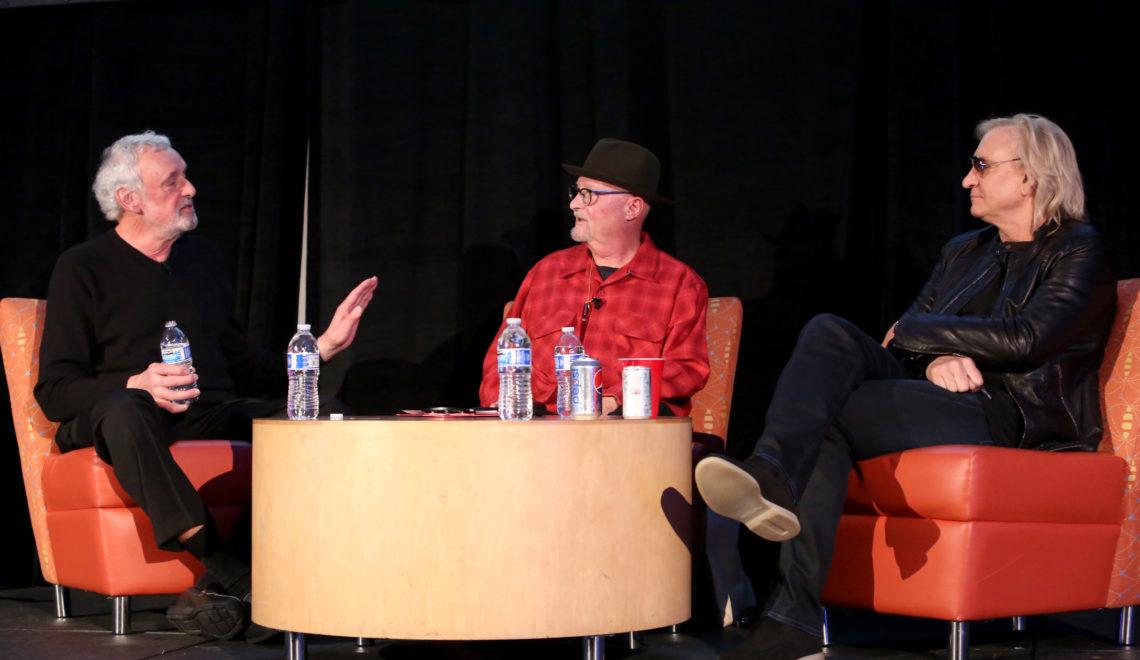 """Bill Szymczyk and Joe Walsh: """"Hotel California"""""""